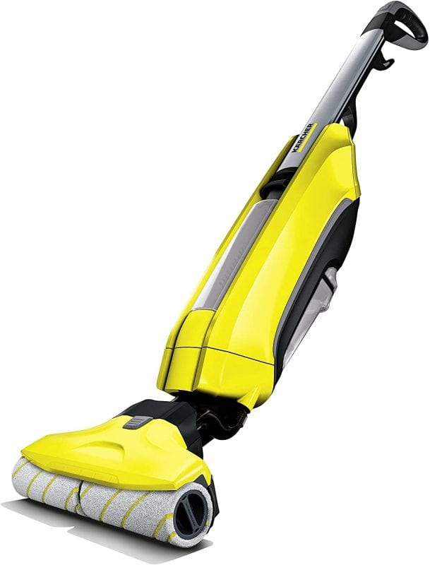 karcher friega y aspira
